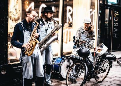 Bicycle Beat – Musicians