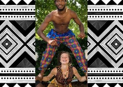 Lisa & Henry – Life is Rhythm – African Roots