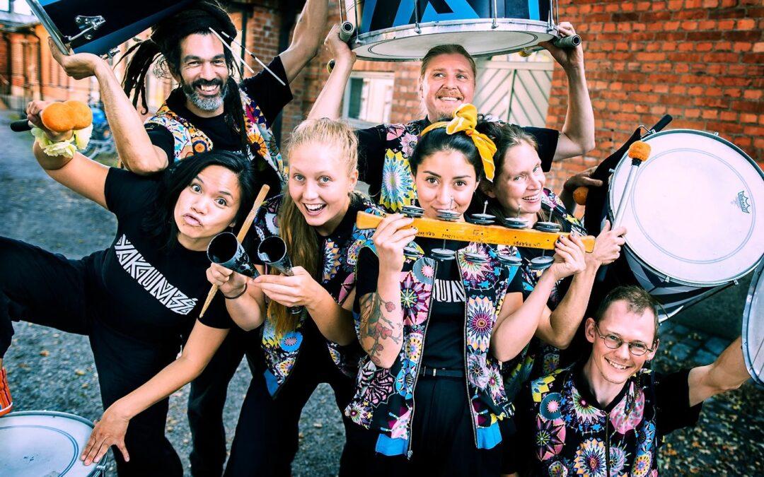 Yakumbé – Percussion Collective