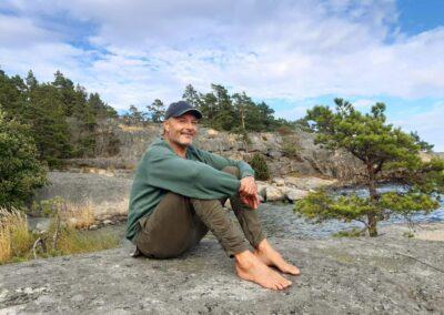 Göran Lundh – Tai Chi Qigong and Yoga together
