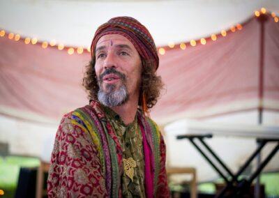 Prem Macuxiva – Organizer & Ecstatic Dance