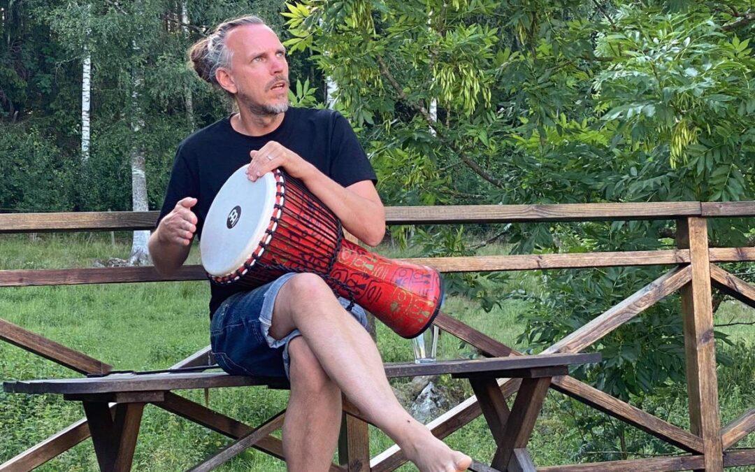 David Heikkinen – Drum Circle