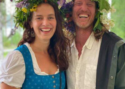 Janie Petersen & Fredrik Swahn – Concert