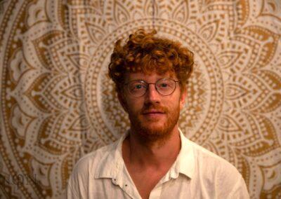 Johan Hedström – Breathwork & Meditation Ceremony